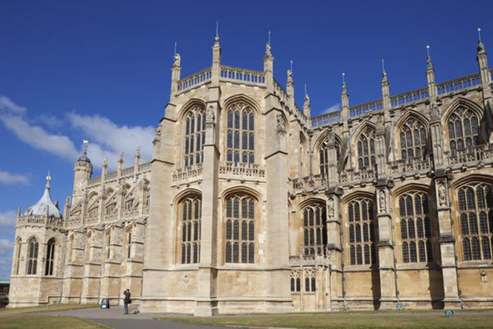 England, Berkshire, Windsor, Windsor Castle, St.George's Chapel