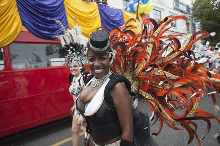 England, London, Notting Hill Carnival