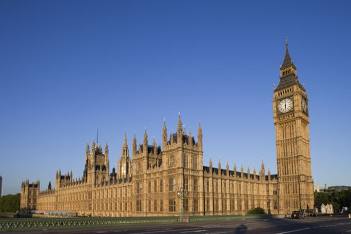 England, London, Palace of Westminster