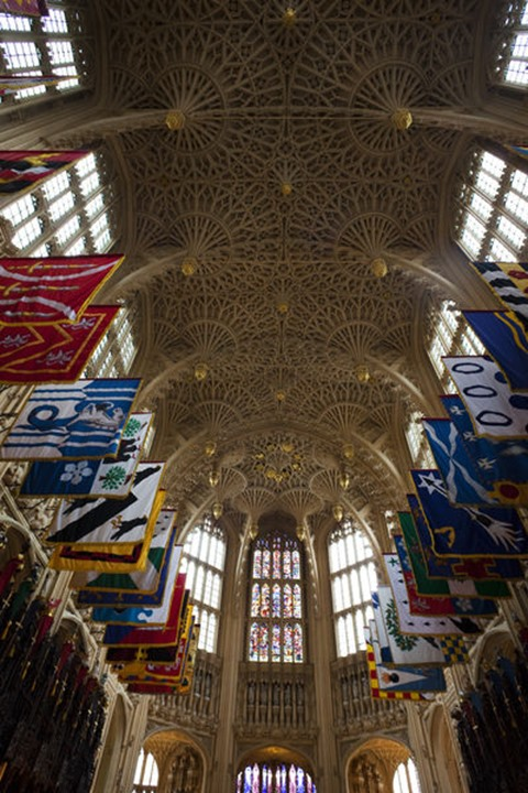 England, London, Westminster Abbey, Henry VII's Lady Chapel