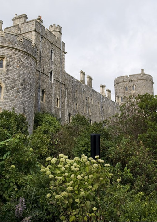Windsor castle in England, no property release