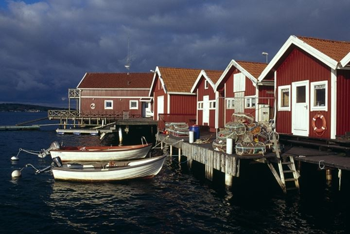 Boats and boathouses