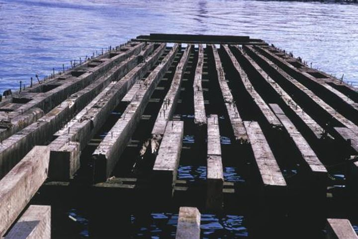 An old dock