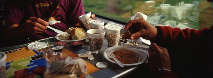 Train Breakfast