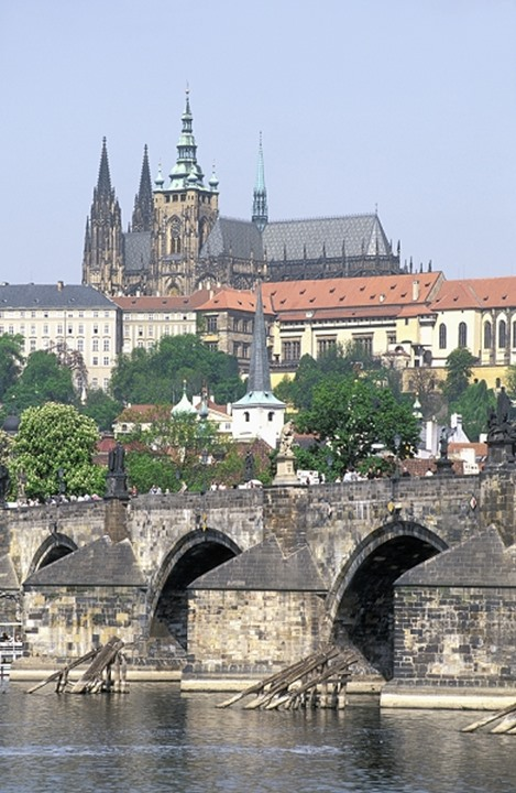Charles_bridge\r\nPrague Czech_Republic