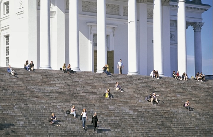 Finland \r\nHelsinki Cathedral