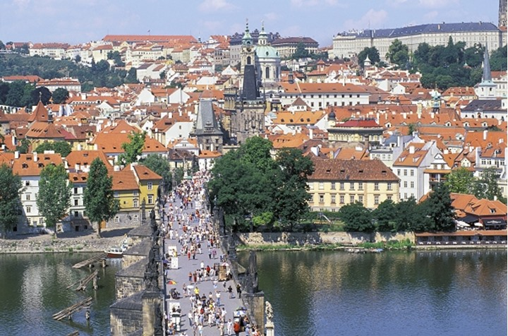 Charles_Bridge Czech Republic Prague