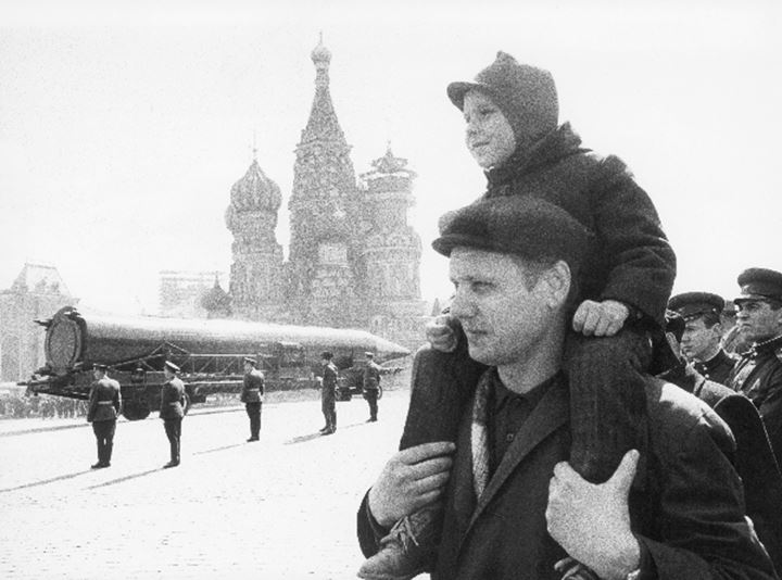 Red_ Square Moscow 1967