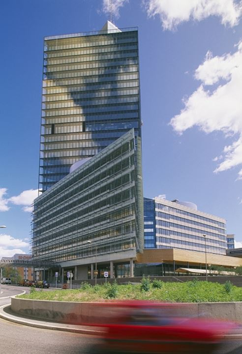 Kista Science Tower Stockholm