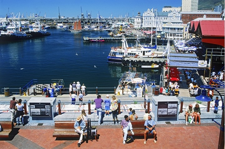 Victoria Basin in Cape Town South Africa