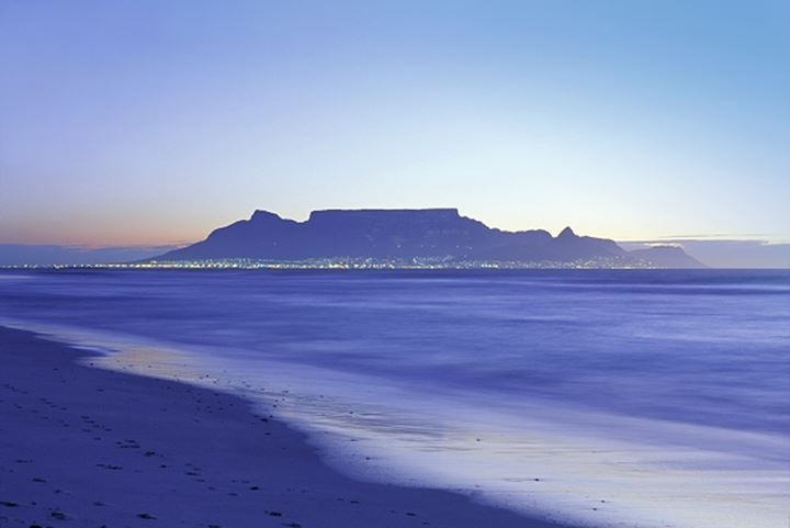 SOUTH AFRICA WESTERN CAPE CAPE TOWN TABLE MOUNTAIN