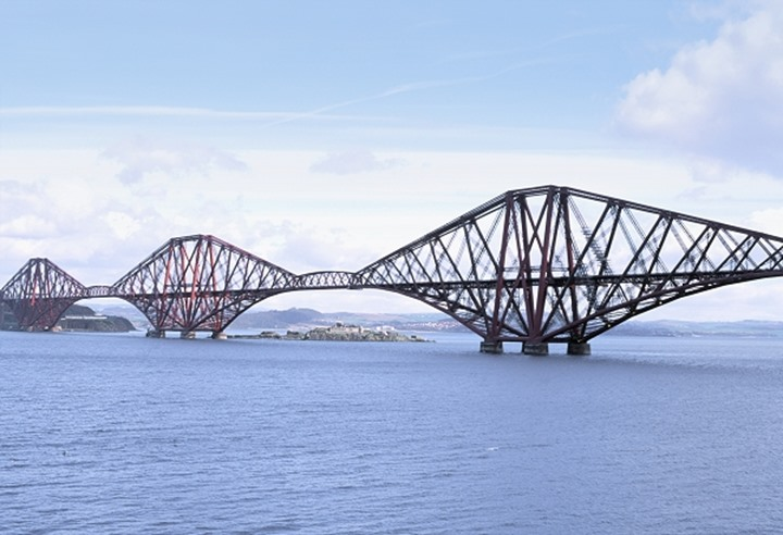 SCOTLAND FORTH BRIDGE