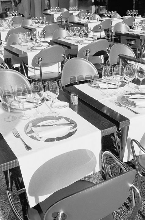Set tables in Nice
