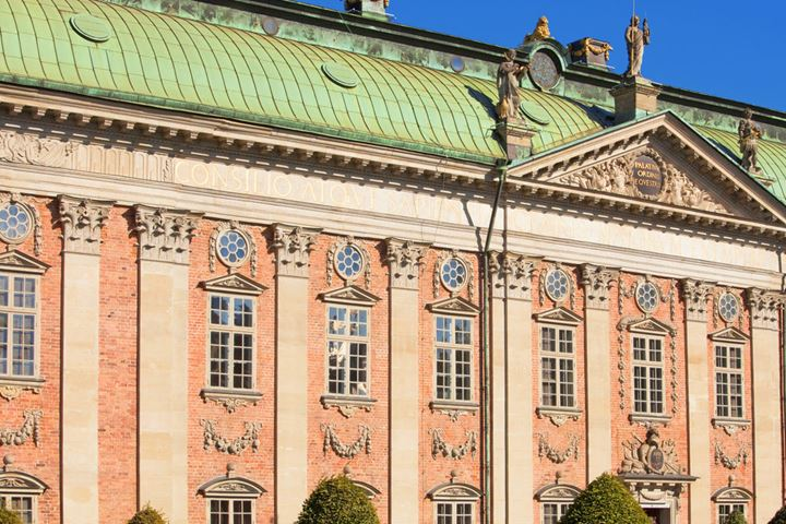 Sweden, Stockholm - Riddarhuset / House of the Nobility