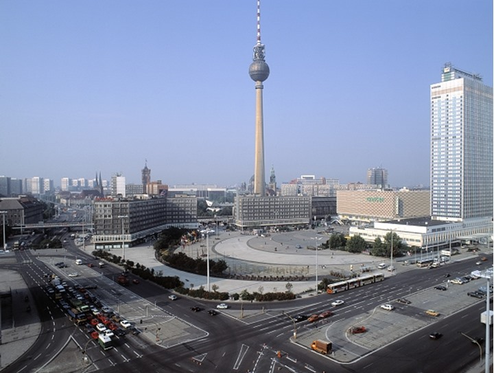 Berlin Alexander Square Germany