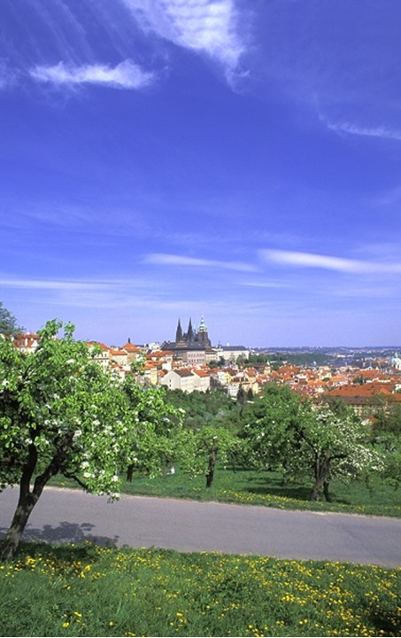 CZECH REPUBLIC PRAGUE HRADCANY CASTLE