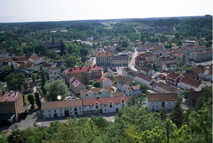 View over Soderkoping